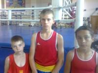 Победители и призеры турнира по боксу